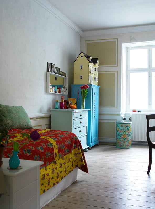 un appartement color copenhague mon petit monde. Black Bedroom Furniture Sets. Home Design Ideas