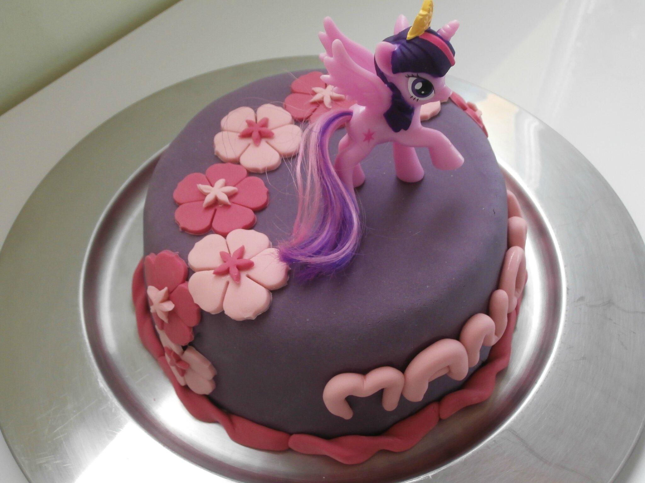 Populaire Gateau poney anniversaire – Les recettes populaires blogue le blog  MY14