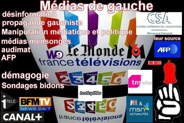 france television gauchistes