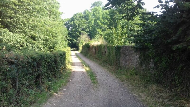 chemins de campagne