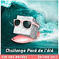 Challenge pavé de l'été 2017