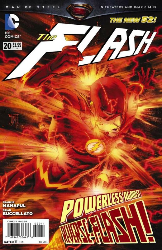 new 52 flash 20
