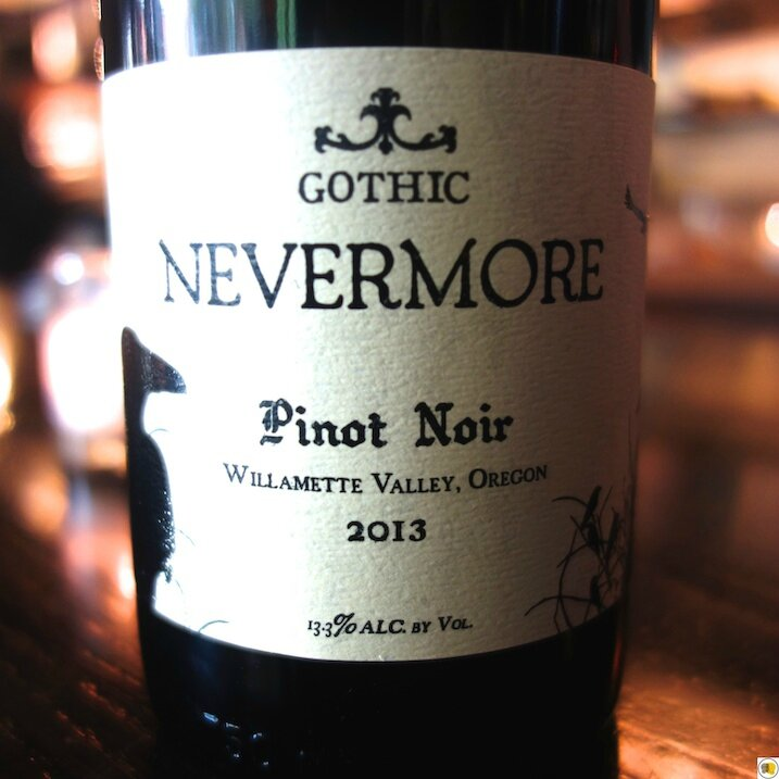 Pinot Noir Gothic Nevermore 2013