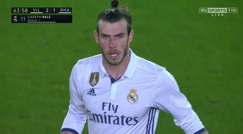 But Bale, but Villarreal Real Madrid, video Villarreal Real Madrid, resume Villarreal Real Madrid