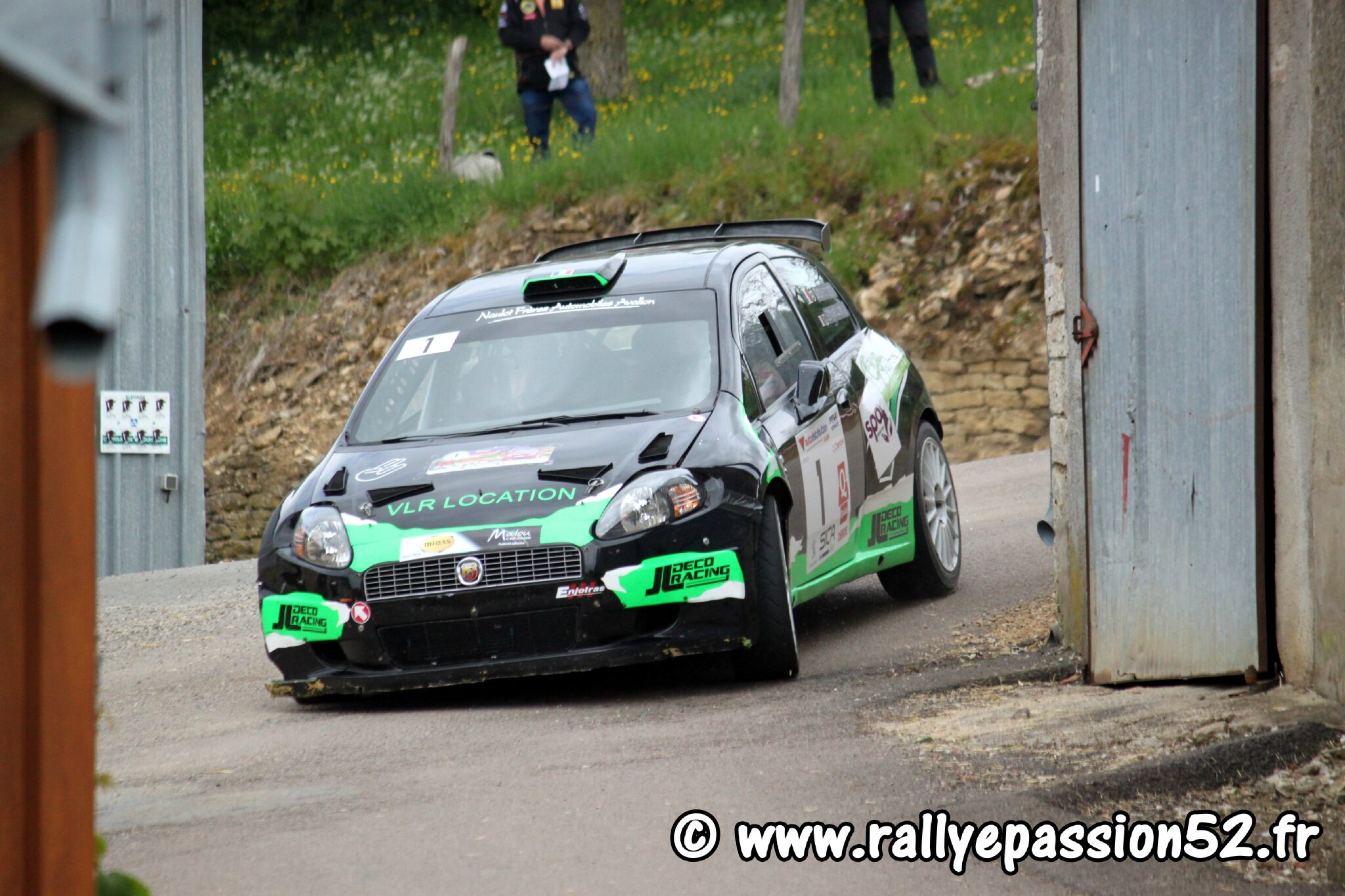 Photos Rallye Dijon Côte d'Or 2014