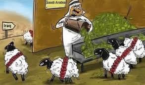 Ce pays est une espèce de ghetto. Quand les Saoudiens vont à l'étranger, ils font tout ce qui leur est interdit chez eux.