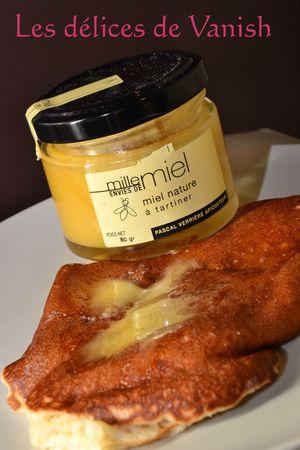 mokari - miel - madeleine de proust