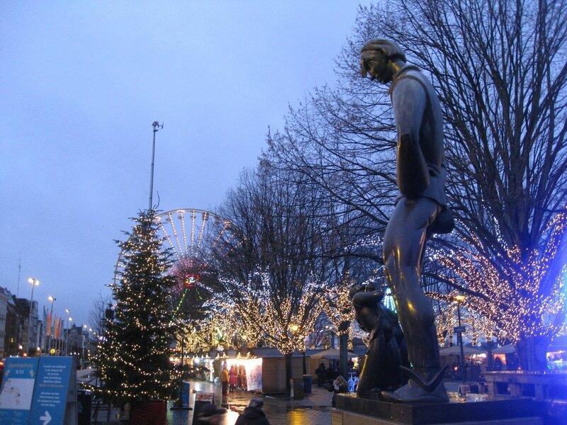 marché de Noël, Anvers