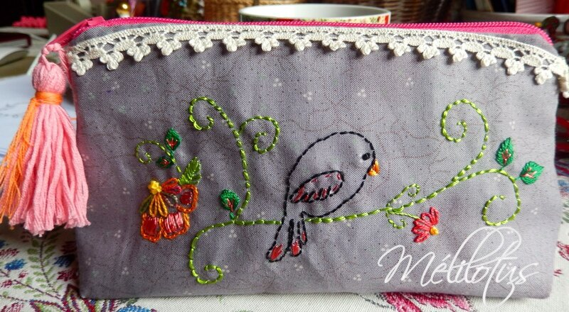 Trousse Arabesque
