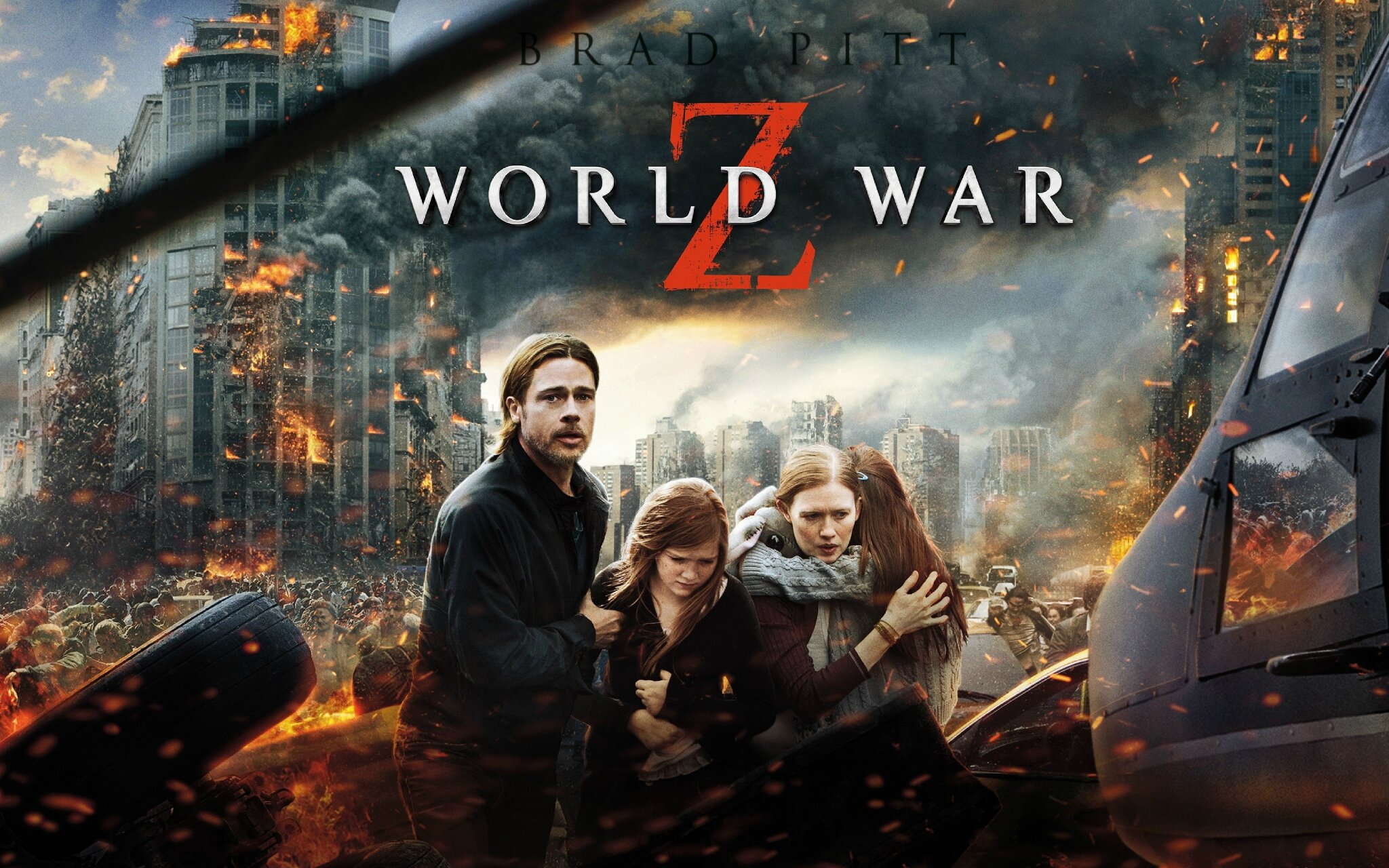 Gerry Filme with regard to world war z - marc forster - les yeux sur tout
