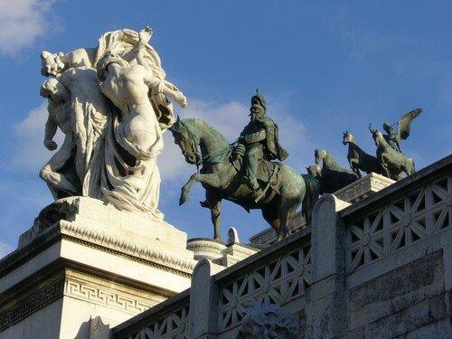 Monument à Vittorio Emanuele II