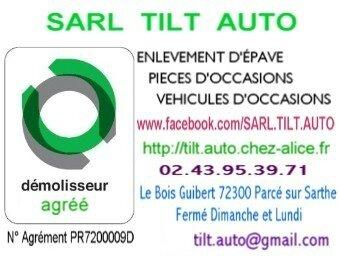 017 Logo Tilt auto