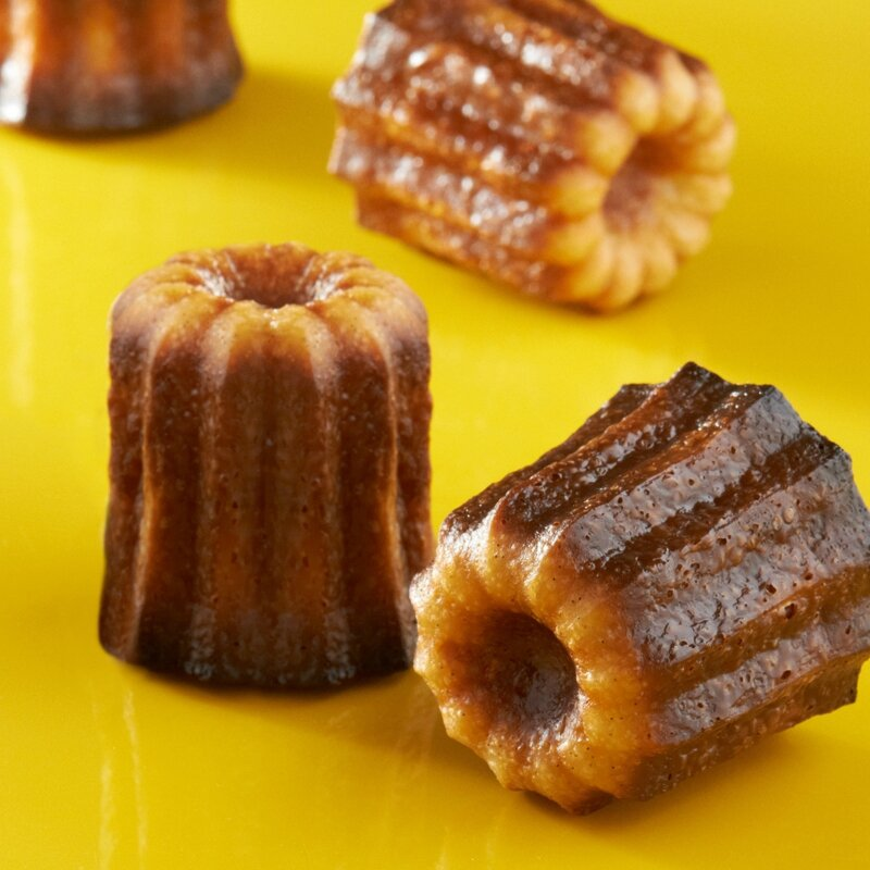 canneles bordelais (Photo http://www.guy-demarle.fr/)