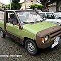 Renault rodeo 5 (1982-1987)(rencard de valreas mai 2014)