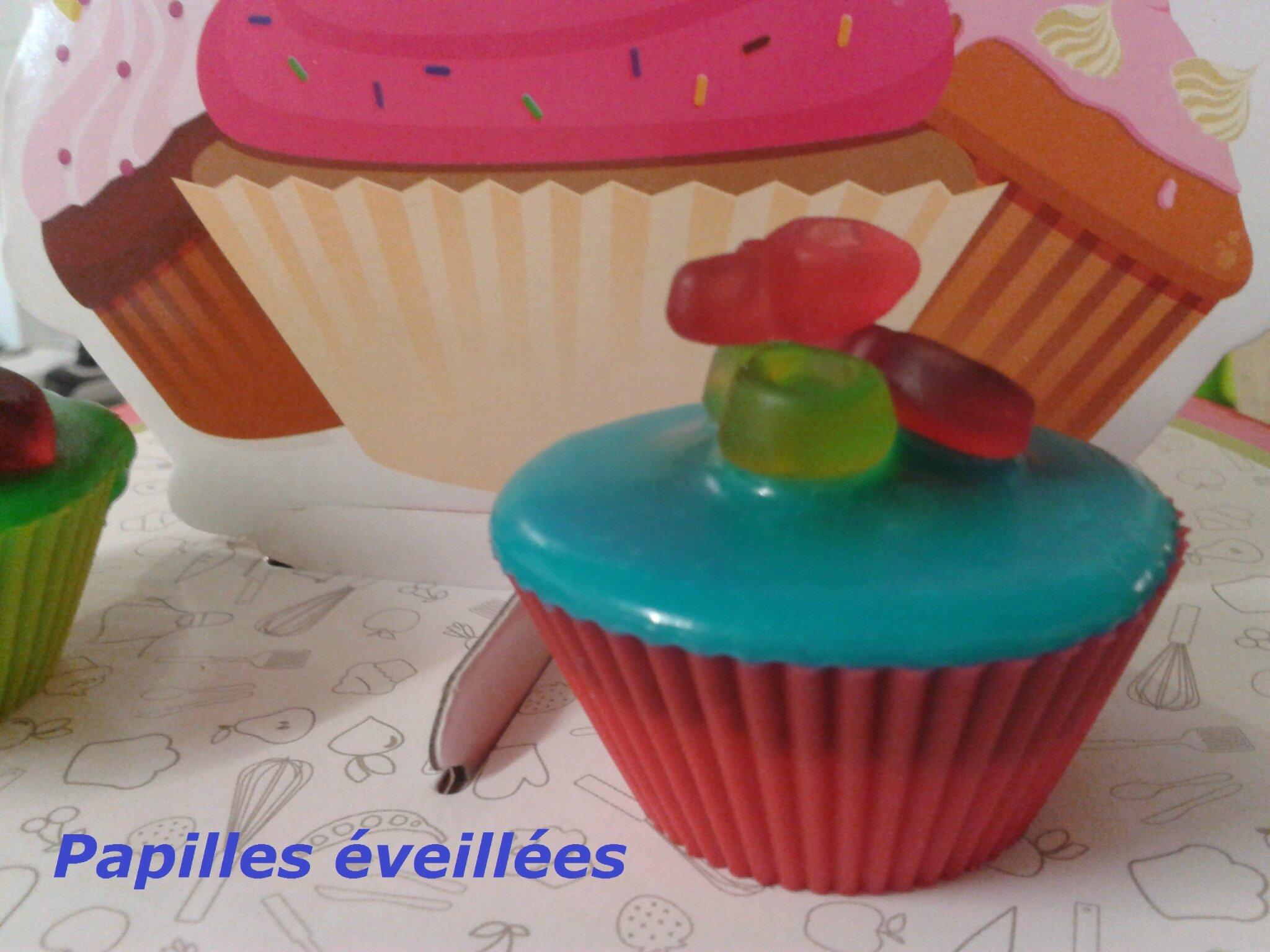 Cupcake party pour mercredi !