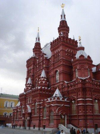 MOSCOU - La place rouge 0407 (5)