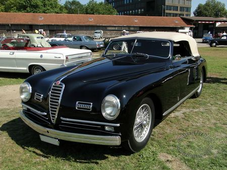 Alfa Romeo 6C 2500, 1938 1952, osmt zug 2012 3