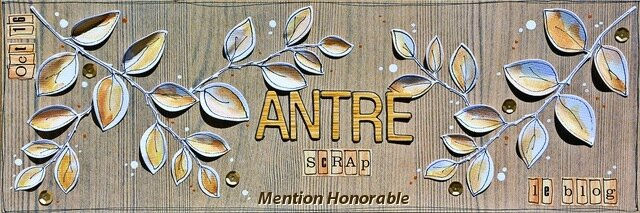 Mention Honorable - AntreScrap