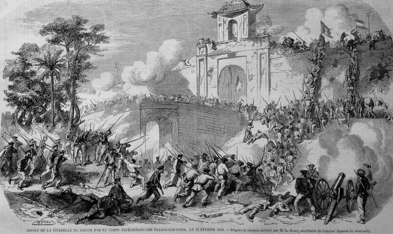 French_capture_of_Saigon_in_1859