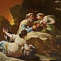 Autumn sales at koller zurich to offer a spectacular rediscovery of an early painting by goya