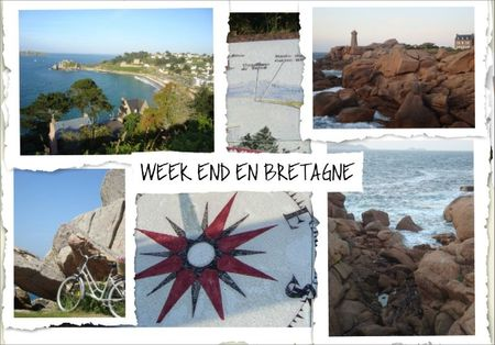 WEEK END EN BRETAGNE RIPT