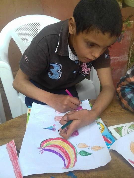 Ayoub cherche l'inspiration