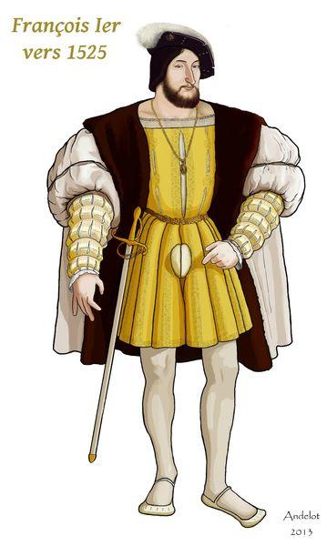 Francois Ier 1525