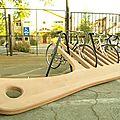 Peigne à vélos