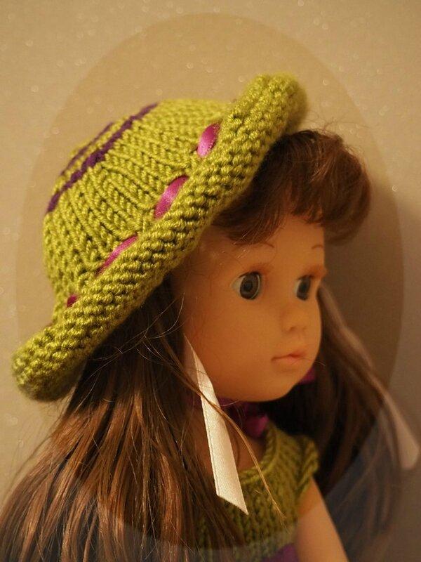 Tenue-Robe_Chapeau_vert_aubergine_5