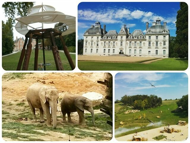 Vacances en Touraine ©Kid Friendly