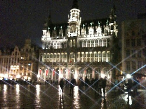brussels / Bruxelles (grand place)