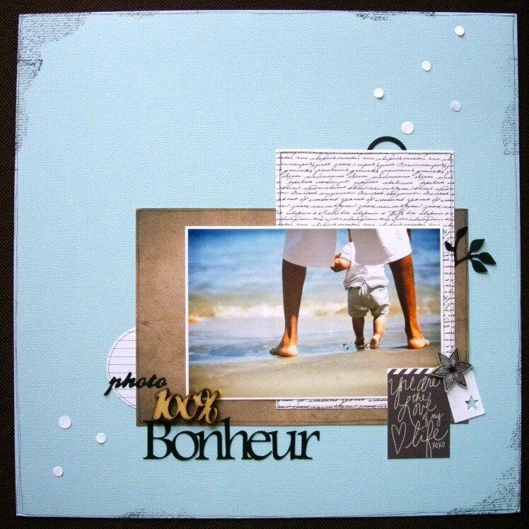 8 page photo bonheur
