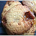 Cookies au caramel sel de Noirmoutier