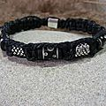 Bracelet mystique du medium marabout voyante vaudoun dada