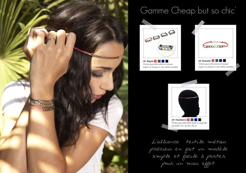 GAMME CHEAP BUT SO CHIC'