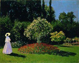 Femme_au_jardin