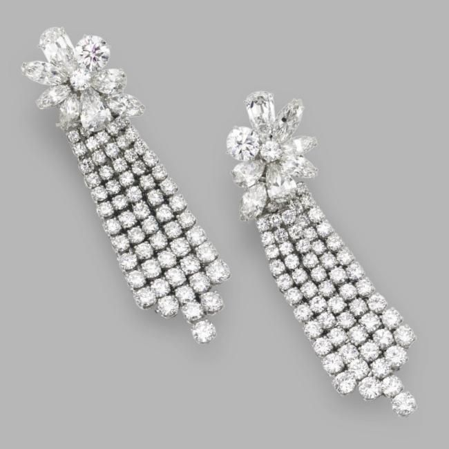 Harry Winston Jewelry Sotheby S Important Jewels New