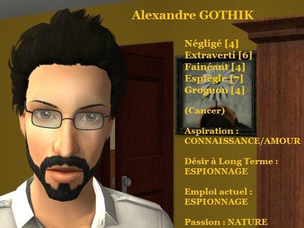 Alexandre GOTHIK