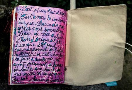 art journal 13