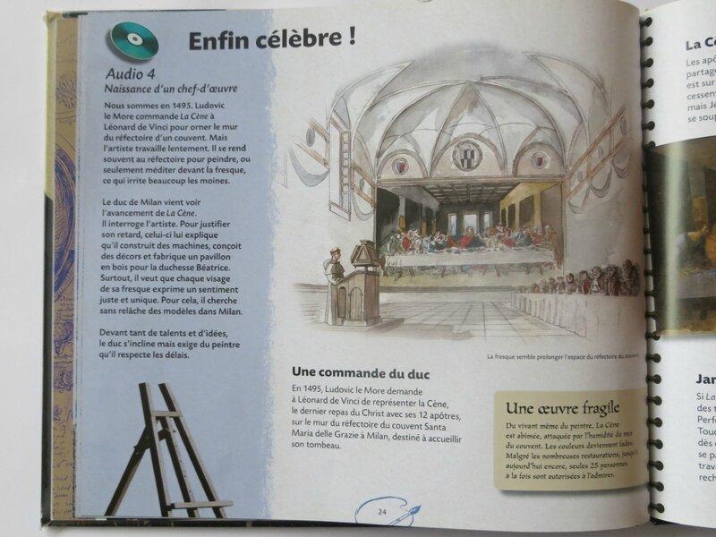 Léonard de Vinci génial inventeur