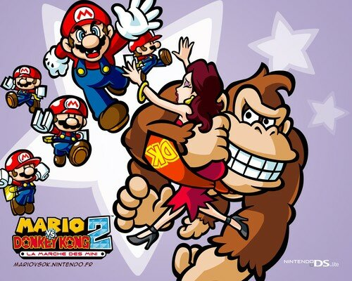 Mario VS Donkey Kong 2 : March oh the Minis