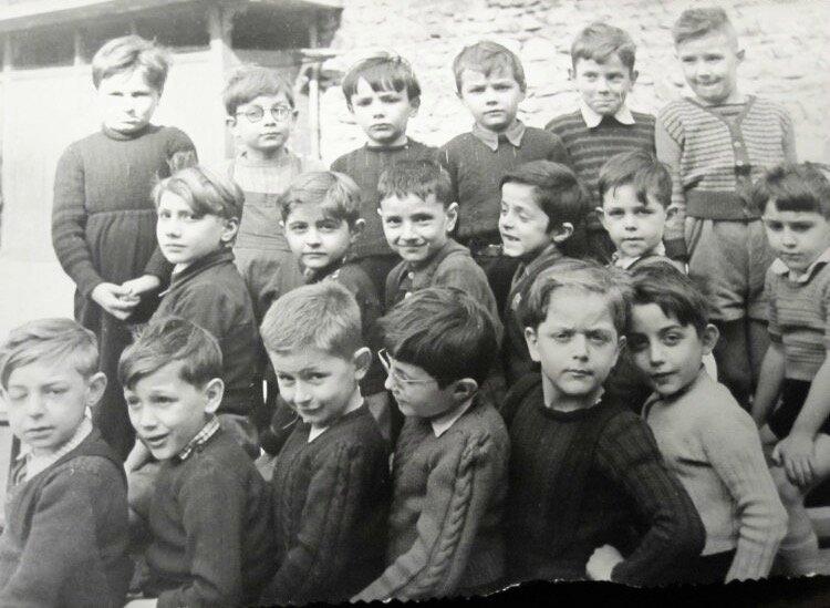 école St-Louis 1953