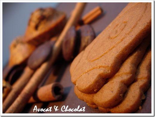 Moeleux spéculoos et pépites de chocolat (3)