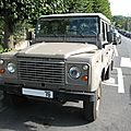 Land rover 110 sw (1983-1990)