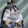 Pochon Herbes de Provence