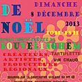Marché de noël du 8 décembre 2013 à bouvelinghem