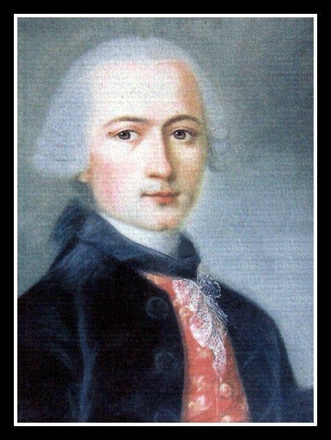 JOUFFROY D'ABBANS PORTRAIT