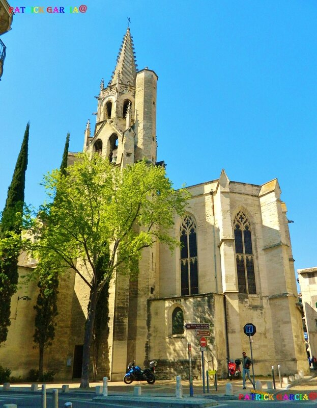 AVIGNON BASILIQUE ST PIERRE 970 copie