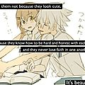 [lovin'it] beautiful pictures : soul eater otp* (maka & soul)