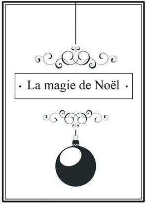 la magie de noel